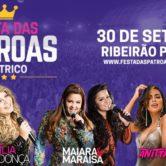 Festa das Patroas Elétrico em Ribeirão Preto